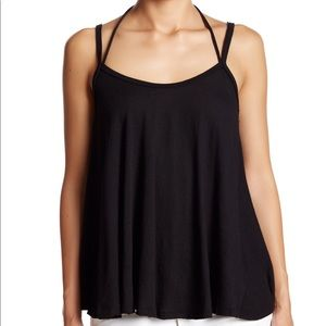 •FREE PEOPLE• So In Love With You tank